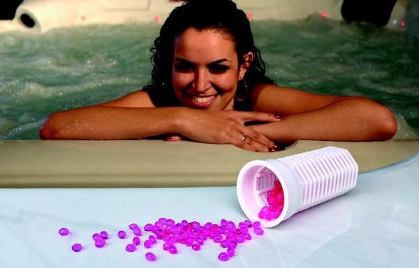 Aromatherapie Perlen + Kanister