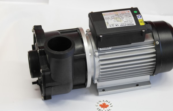 LX 4HP 2 Speed Pumpe 2.5″ x 2″