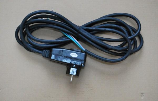 Stecker für Plug&Play Spas inkl. 1.6. Kabel + Fi- Schutzschalter