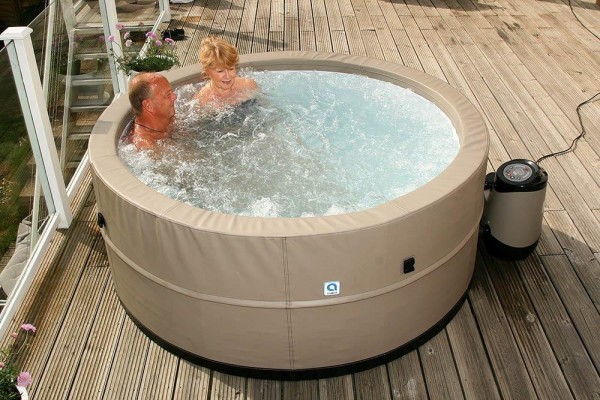Aussenwhirlpool Swift Current portable Spa