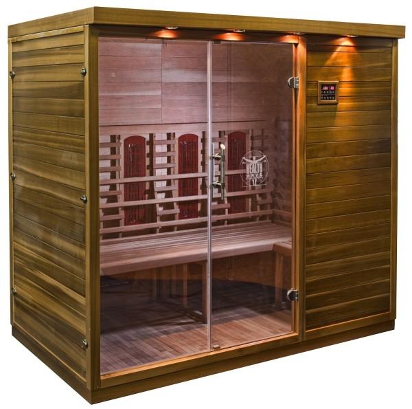 Infrarot - Sauna Whitehorse