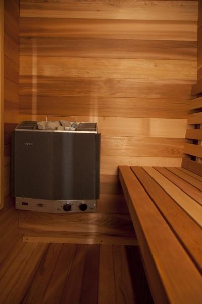 Saunaofen 240 V 7 KW