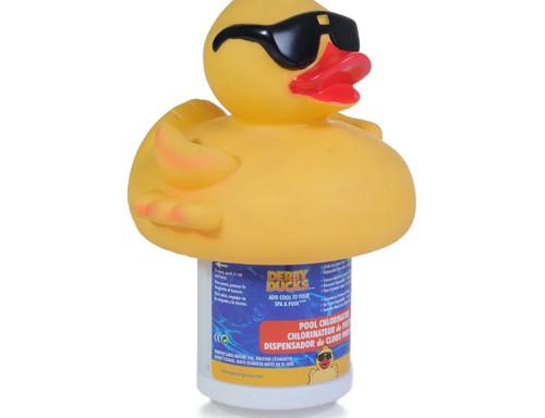 Derby Duck Chlorspender