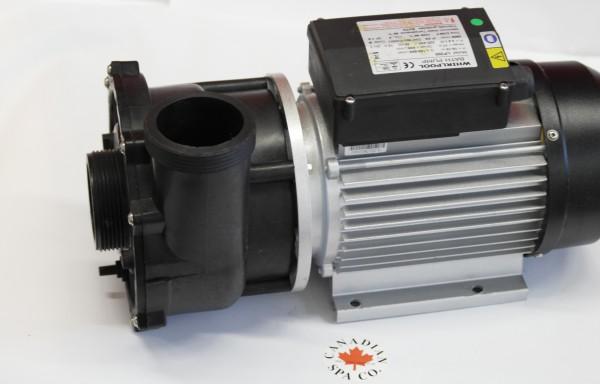 LX 4HP 2 Speed Pumpe 2″ x 2″