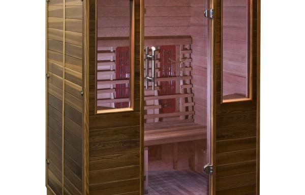 "InfrarInfrarot – Sauna ""Manitoba"""