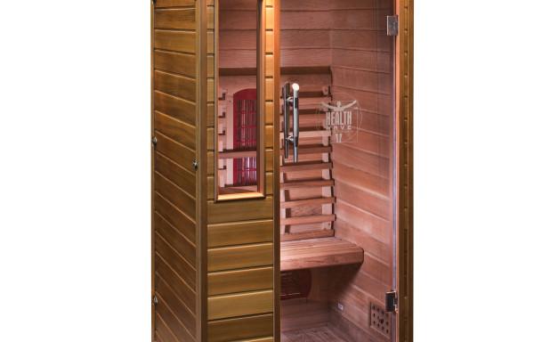 """Infrarot – Sauna """"Banff"""""""