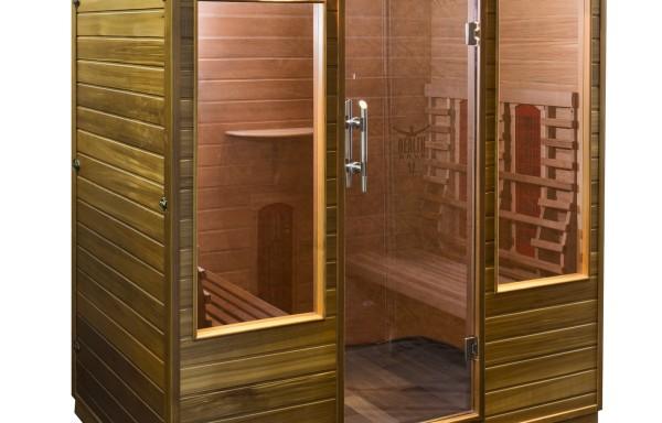 """Infrarot – Sauna """"Calgary"""""""